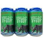 Anderson Valley Flat Oatmeal Stout Can pack of 6
